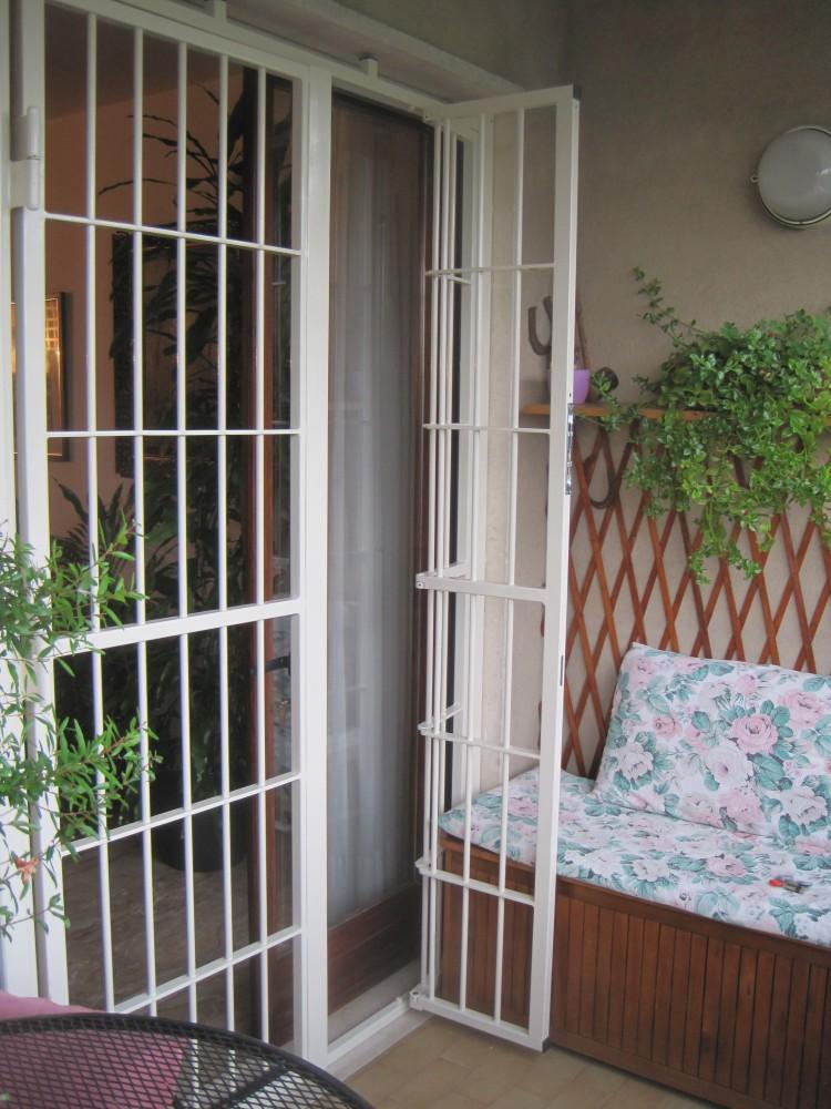 Grate e inferiate euroinfissi sabellico - Grate di sicurezza per finestre prezzi ...